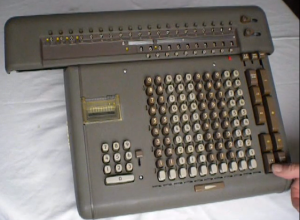 Friden Electro Mechanical Calculator