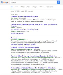 Me as top Theranos Google Screen Shot 2016-06-07 at 10.34.02 AM